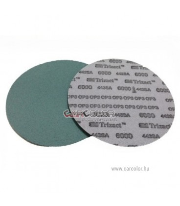 3M™ 51130 Trizact™ Fine Finishing Disc (P6000)