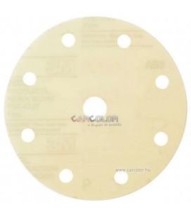 3M™ 62011 Hookit™ 8+1 Lyukas Csiszolókorong 260L (P1200)
