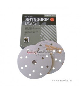 INDASA™ Abrasive Discs 15+1 hole (P80)
