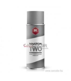2K két-komponensű Alapozó Spray Szürke - Matt (400ml)