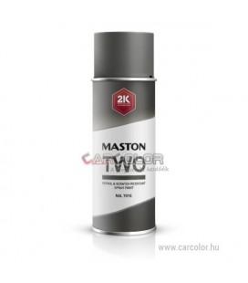 2K Szürke két-komponensű spray RAL7016 - Fényes (400ml)