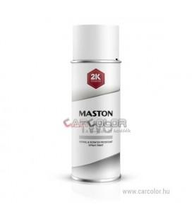 2K Fehér két-komponensű spray Prue White RAL9010 - Fényes (400ml)