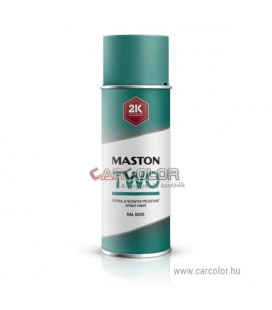 2K Opál Zöld két-komponensű spray RAL6026 Opal Green - Fényes (400ml)