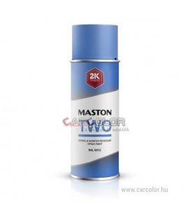 2K Kék két-komponensű spray RAL5010 - Fényes (400ml)