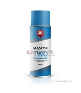 2K két-komponensű spray RAL5015 Égkék - Fényes (400ml)