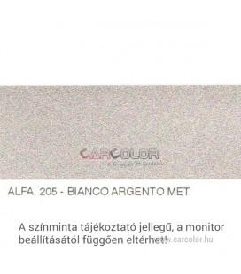 Alfa Romeo Metallic Base Color: 205A