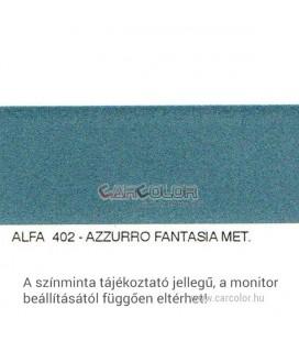 Alfa Romeo Metál Bázis Autófesték Színkód: 402B