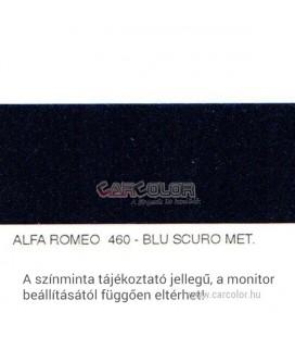 Alfa Romeo Metallic Base Color: 460A