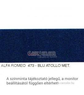 Alfa Romeo Metál Bázis Autófesték Színkód: 473A