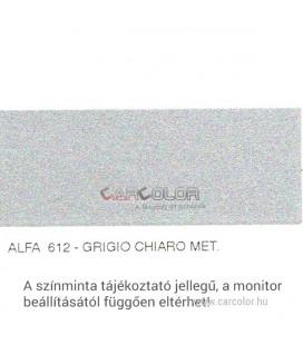 Alfa Romeo Metál Bázis Autófesték Színkód: 612A