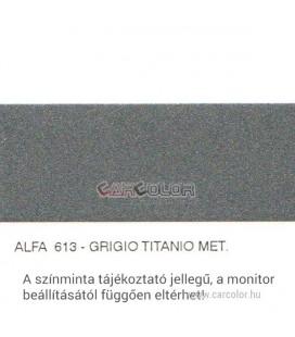 Alfa Romeo Metallic Base Color: 613A