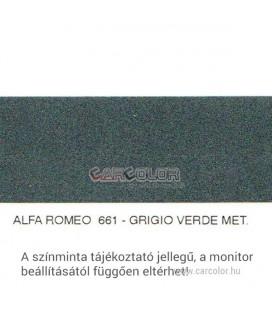 Alfa Romeo Metál Bázis Autófesték Színkód: 661