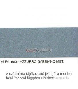 Alfa Romeo Metallic Base Color: 693