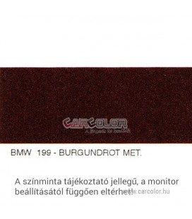 BMW Metallic Base Color: 199