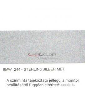 BMW Metál Bázis Autófesték Színkód: 244