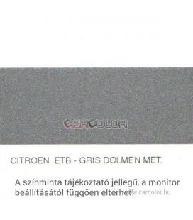 Citroen Metál Bázis Autófesték Színkód: ETB