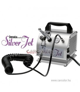 IWATA Studio Series IS50 Silver Jet Compressor