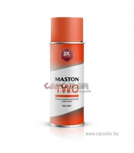2K két-komponensű spray RAL2004 Prue Orange - Fényes (400ml)