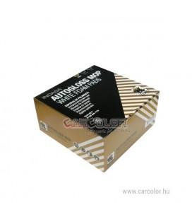 Indasa Fehér Polírszivacs - COMPOUND PLUS rendszerhez (120/150mm)