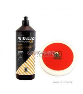 Indasa Autogloss Plus egylépcsős polírpaszta + Szivacs (1l)