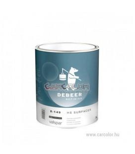 DeBeer 8-149 Színezhető filler (3l)