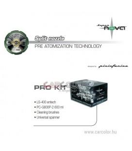 IWATA LS-400 Entech Pro Kit Fényezőpisztoly 1.3 ET (13186533P)