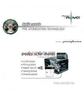 IWATA LS-400 Entech Pro Kit Spray Gun 1.2 ET (13186521P)