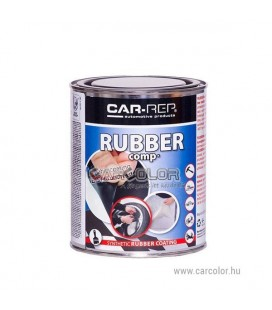 Car-Rep RUBBERcomp GunMetal Satin (1l)