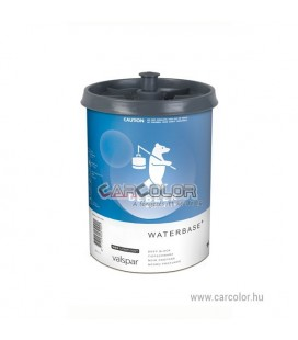 DeBeer 900+ Vízbázis - Mélyfekete (1l)