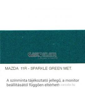 Mazda Metál Bázis Autófesték Színkód: 11R