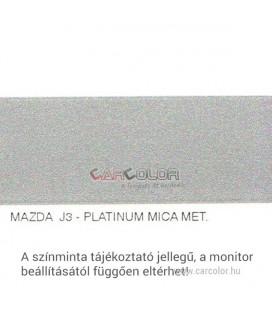 Mazda Metál Bázis Autófesték Színkód: J3