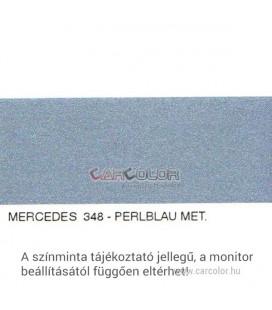 Mercedes Metallic Base Color: 348