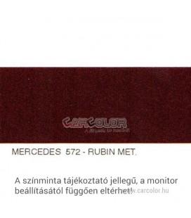 Mercedes Metál Bázis Autófesték Színkód: 572