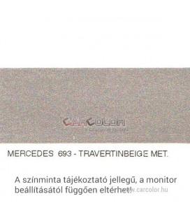 Mercedes Metál Bázis Autófesték Színkód: 693