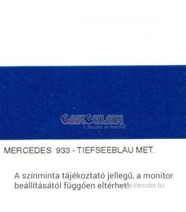 Mercedes Metál Bázis Autófesték Színkód: 933