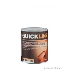 QUICKLINE Sound Deadener Protective - Black (1Kg)