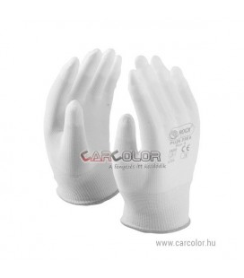 Corcos Black Latex Gloves Size:XL (100pcs)