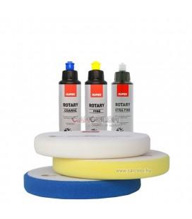 RUPES™ Polírszett - Polírpaszta + Polírszivacs Csomag (Kicsi)