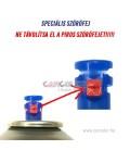 Folyékony Gumi Spray - Színtelen - Fényes (400ml)