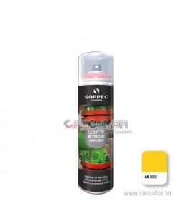 RAL 1023 Fényes Akril festék spray (400ml)