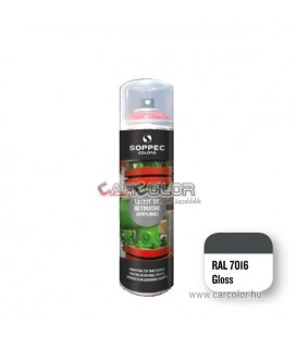 RAL 3020 Acyl Spray (400ml)