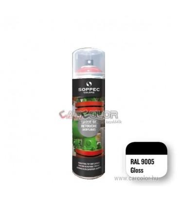 RAL 9005 Fényes Akril festék spray (400ml)