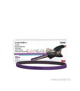 3M 33445 - Cubitron™ 60+ Grade File Belts