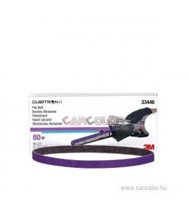 3M 33446 - Cubitron™ 80+ Grade File Belts