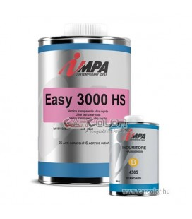 Impa 1381 EASY 3000 2K HS Lakk Szett (7.5l)