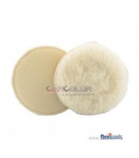 FlexiPads® Tépőzáras Gyapjúkorong (150mm)