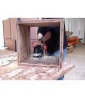 RUPES ER 05TE Random Marokcsiszoló - Ipari Csiszológép ( 450W , Ø 150 mm)