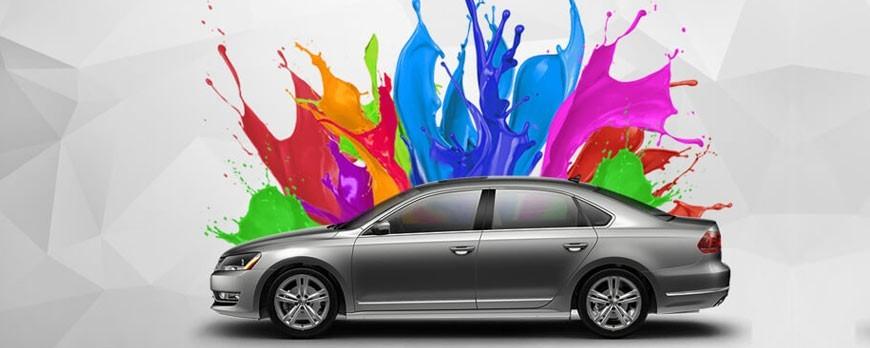 Hol található az autó színkódja? Hogyan rendeljek spray festéket?