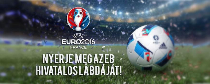 Euro 2016 nyereményjáték