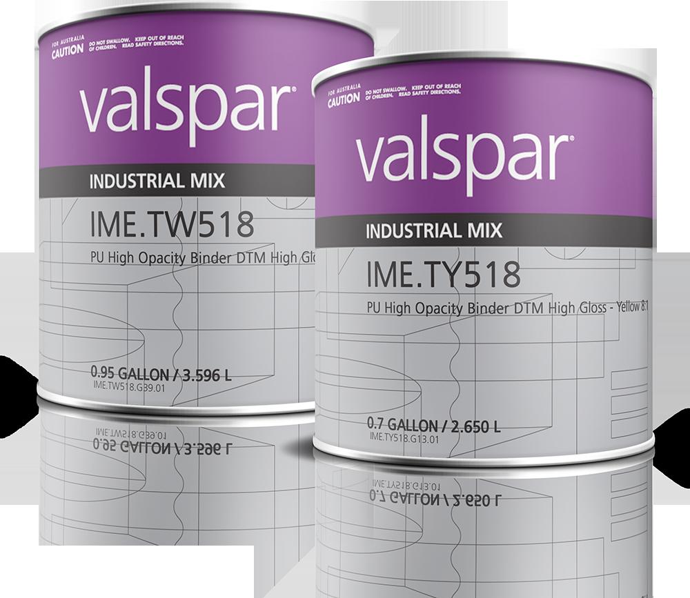 Valspar Ipari Festék ipari festék Valspar Industrial Mix Ipari festék vim dobozok